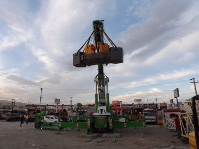 On-Board Mobile Cranes